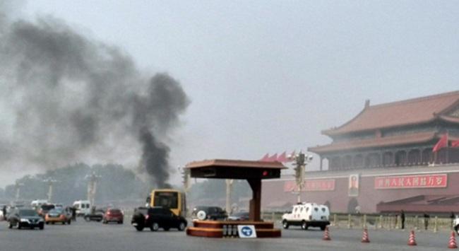 Bí ẩn vụ đâm xe ở Thiên An Môn