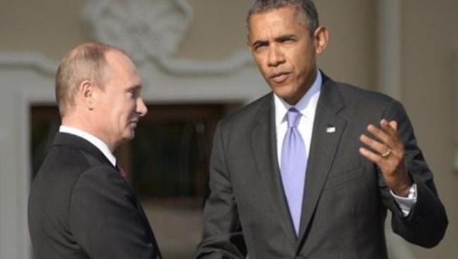 Vì sao ông Putin vượt ông Obama thành người quyền lực nhất thế giới?