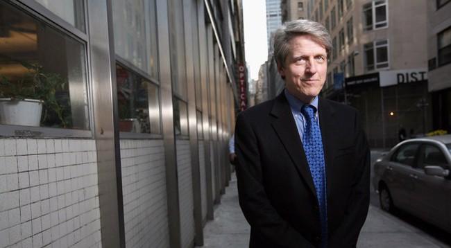 Chủ nhân Nobel kinh tế 2013: Người trẻ nên làm việc cho Goldman Sachs, không phải Google