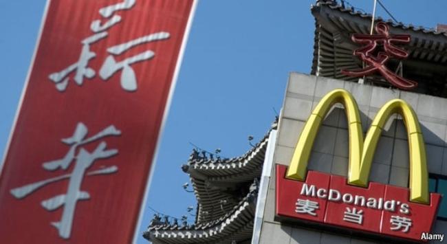 Fastfood Tàu 'gặm nhấm' KFC, McDonald's