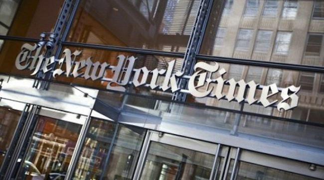 Sụt giảm quảng cáo, New York Times báo  lỗ