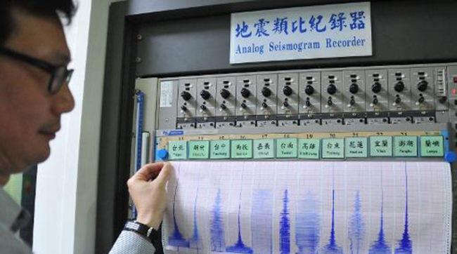 Động đất mạnh ở Đài Loan, nhiều người tháo chạy