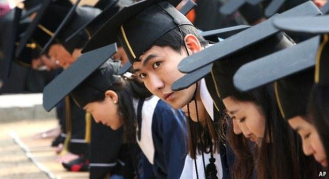 Chuyện học của người Hàn Quốc