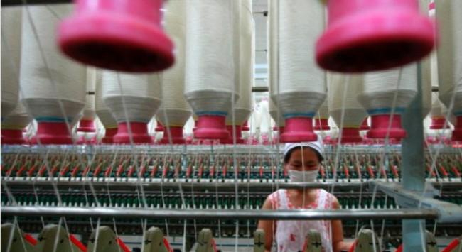 Hoạt động sản xuất ở châu Á phục hồi mạnh mẽ