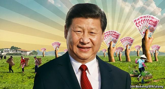 """Cải cách ở Trung Quốc: """"Canh bạc"""" ruộng đất"""