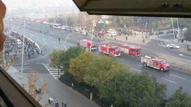 Trung Quốc: Nổ lớn ngoài trụ sở Đảng bộ tỉnh, nghi vấn khủng bố