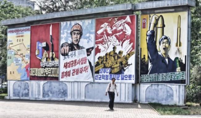 Cuộc sống thường ngày của người dân Triều Tiên