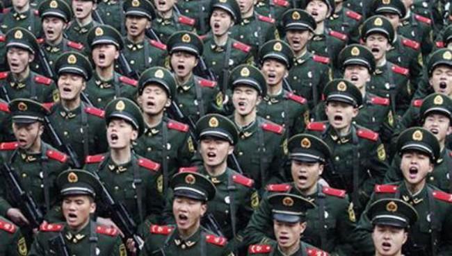 Quân đội Trung Quốc sở hữu hơn 8.000 căn hộ trái phép
