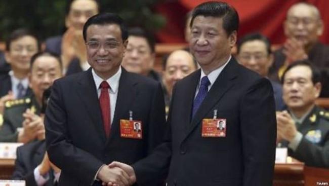 """Năm đầu tiên """"đầy may mắn"""" của các lãnh đạo mới Trung Quốc"""
