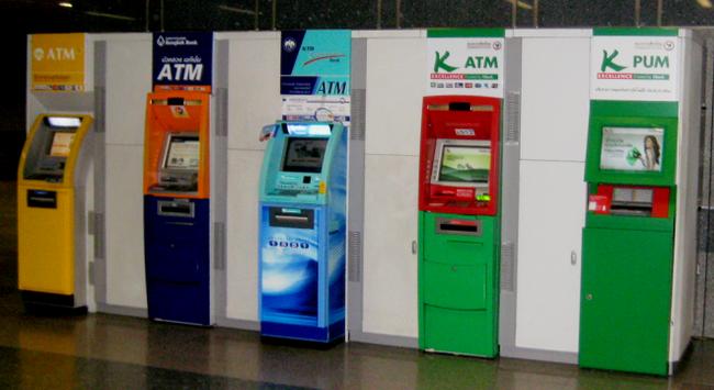 Thái Lan: Hàng loạt tài khoản bị rút trộm tiền từ nước ngoài