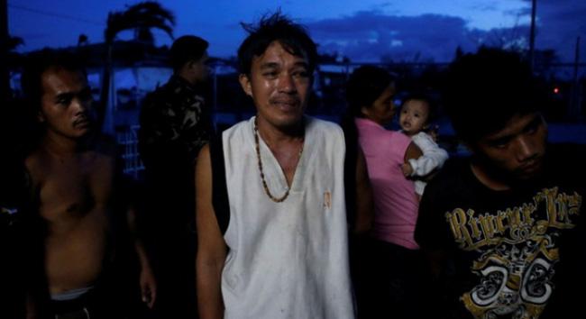 Bốn triệu người Philippines bị ảnh hưởng bão Haiyan