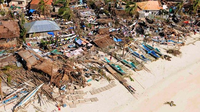 Bão Haiyan: Số người chết ở Philippines lên tới 10.000