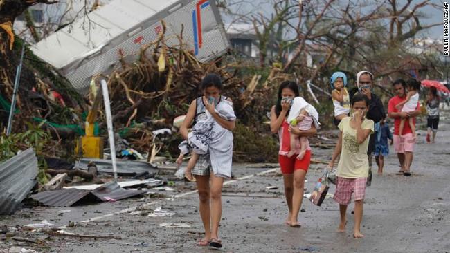 Philippines có nguy cơ phải gánh chịu cơn bão mới