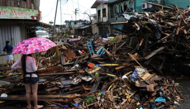 Philippines ra tuyên bố tình trạng thảm họa quốc gia