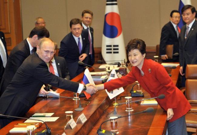 Thúc đẩy 'con đường tơ lụa' xuyên Triều Tiên