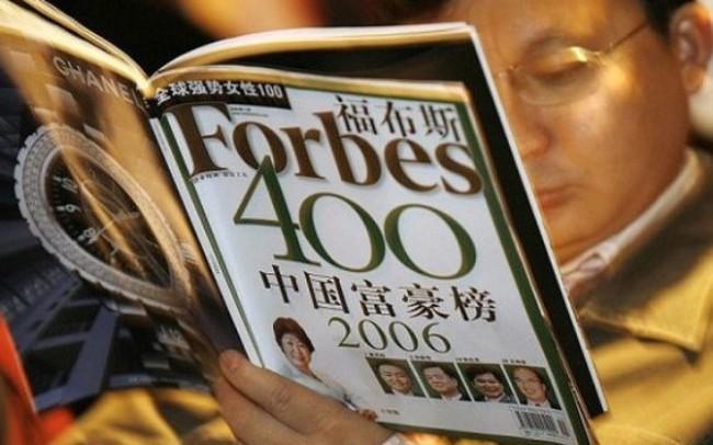 Forbes Media tự rao bán mình với giá 500 triệu USD
