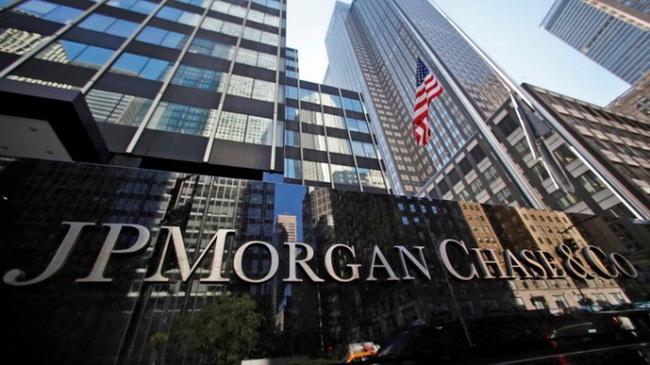 JPMorgan Chase nộp phạt kỷ lục 13 tỉ USD