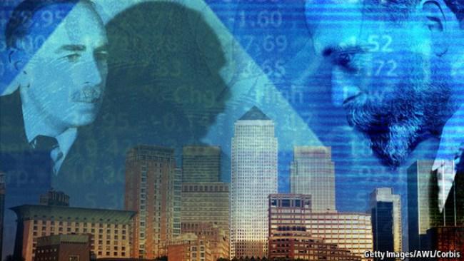 """Những """"hậu duệ"""" mới của Keynes"""