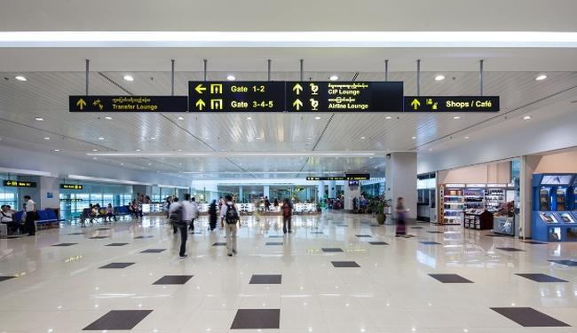 Myanmar sẽ tư nhân hóa 30 sân bay nội địa