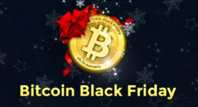 Black Friday cho Bitcoin