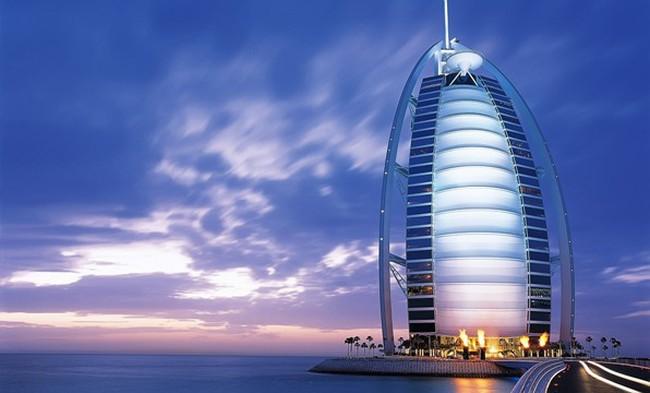 Dubai phiên bản 1990