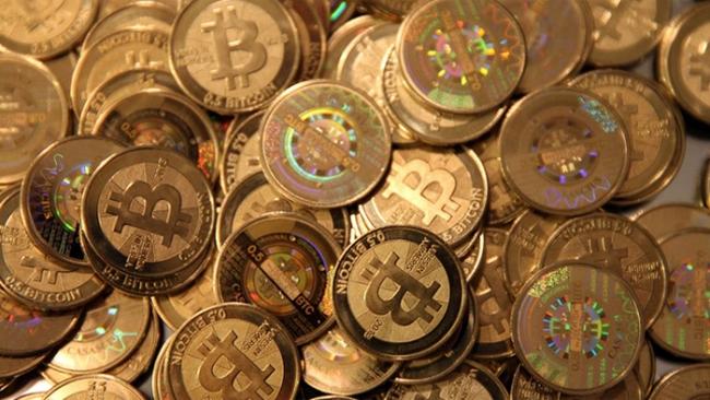 A, B, C... về bitcoin