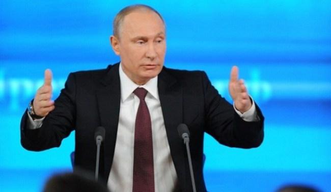 Tờ Times bầu ông Putin là Nhân vật của năm 2013