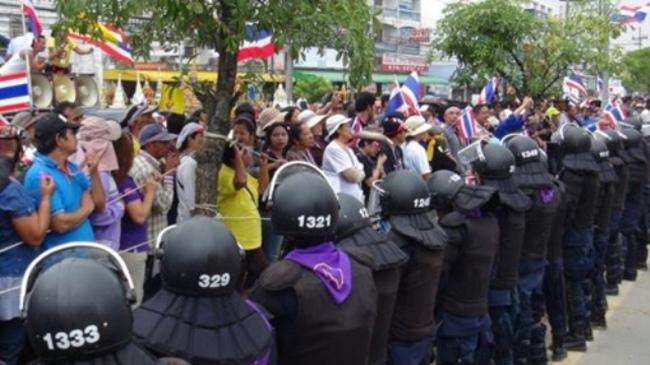 Tiến trình bầu cử Hạ viện tại Thái Lan có nguy cơ bế tắc