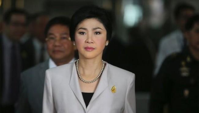 Thủ tướng Thái Lan trở về thủ đô