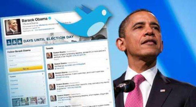 4/5 lãnh đạo thế giới dùng Twitter