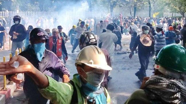 Dân Thái Lan lo xảy ra nội chiến