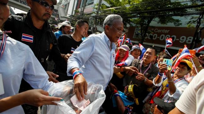 Khi những binh đoàn trở lại Bangkok