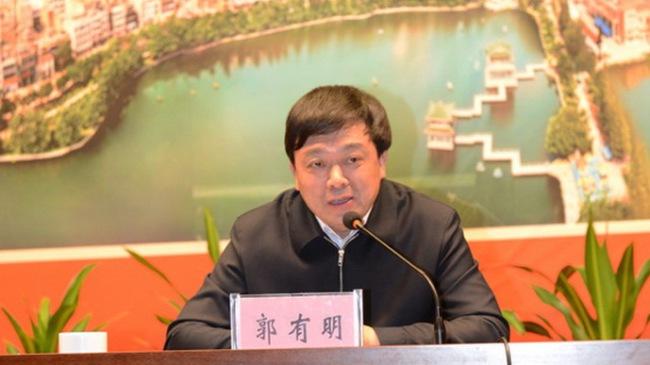 Trung Quốc: Phó chủ tịch tỉnh bị cách chức vì tham nhũng