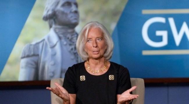IMF cảnh báo kinh tế thế giới có thể rơi vào giảm phát