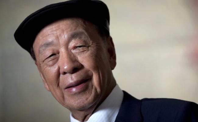 Ông trùm sòng bạc trở thành người giàu nhất châu Á