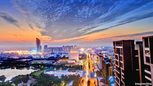 """Đô thị Trung Quốc tái sinh: """"Mặt trận kinh tế mới'"""