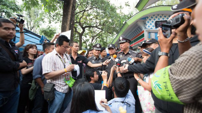 Thái Lan: lựu đạn lại nổ, 29 người bị thương