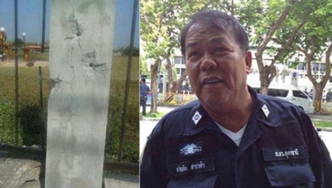 """Thủ lĩnh cấp cao của phe """"áo đỏ"""" ở Thái Lan bị bắn"""