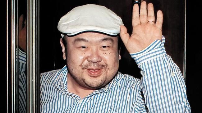 Anh ruột Kim Jong-un xuất hiện ở Malaysia