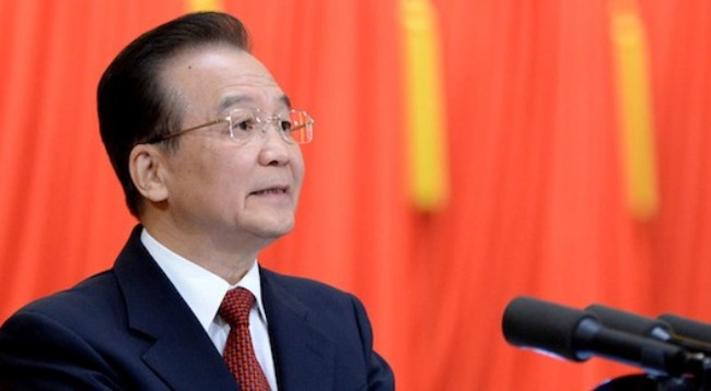 Ông Ôn Gia Bảo phủ nhận có tài sản 2,7 tỷ USD