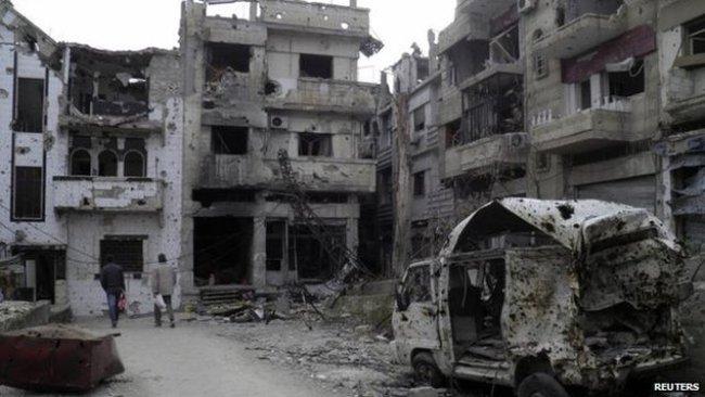 Những thời khắc căng thẳng tại Hội nghị Quốc tế về Syria