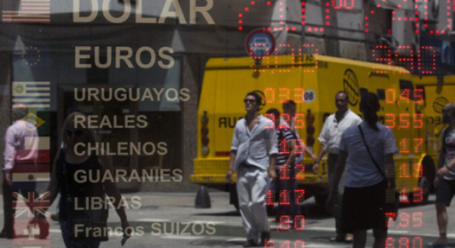 Thị trường tiền tệ: Đừng khóc cho riêng Argentina