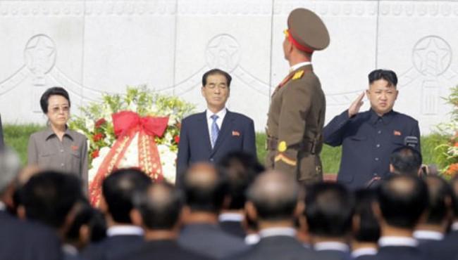 Cô ruột của Kim Jong-un 'đang ở châu Âu'