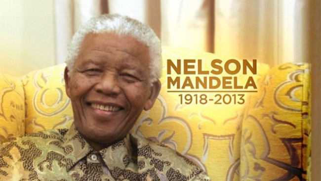 Nelson Mandela để lại tài sản 4,1 triệu USD