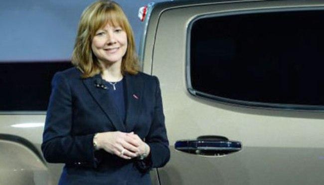CEO GM - Nữ doanh nhân quyền lực nhất thế giới
