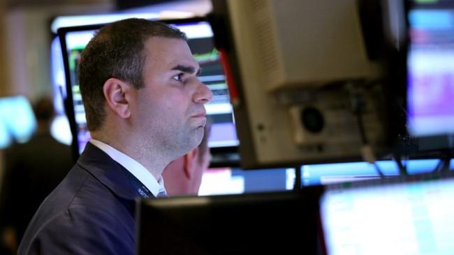Phố Wall tăng điểm trước phiên điều trần của Yellen