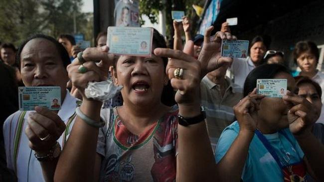 Thái Lan bầu cử lại vào tháng 4
