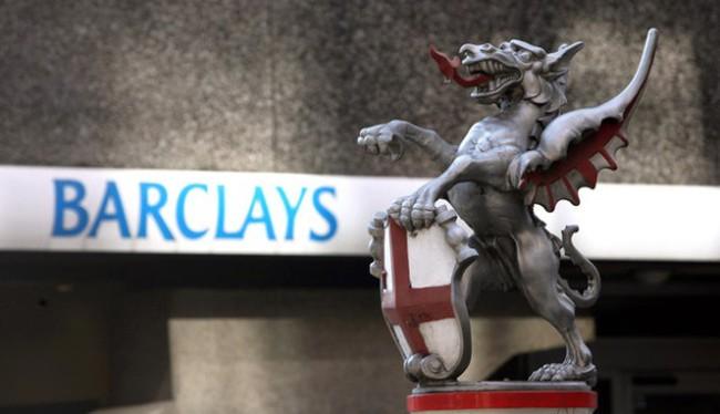 Ngân hàng Barclays sắp cắt giảm 12.000 việc làm