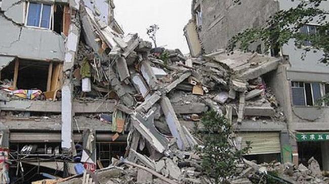 Động đất mạnh tại Tân Cương, Trung Quốc