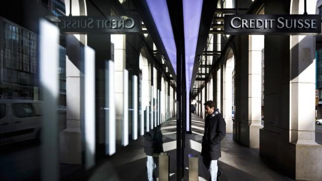 Thượng viện Mỹ quyết bắt Credit Suisse